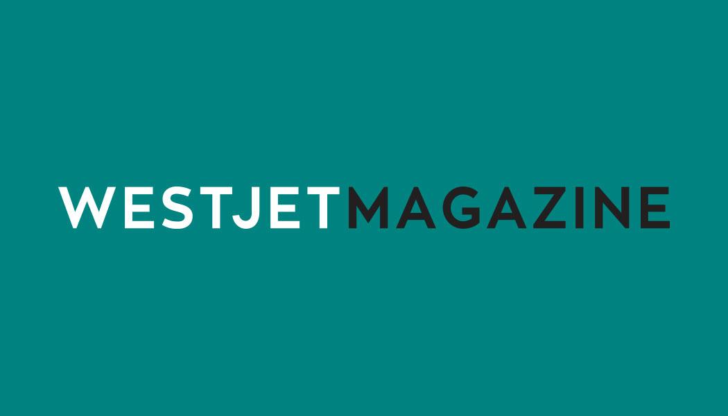 WestJet Magazine logo