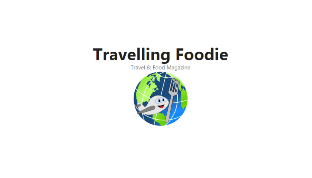 Travelling Foodie Logo